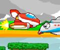 الطائرة الشقية
