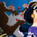 الأميرة ياسمين والمصباح السحري