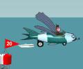 قفزة السمكة