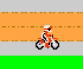 تحدي سيارات ودراجات