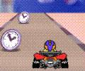 سباق السيارات المميز
