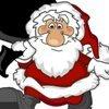 بابا نويل يصطاد