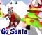 بابا نويل على الجليد