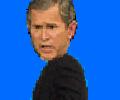 رقص بوش السكران