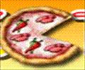 طبخ البيتزا