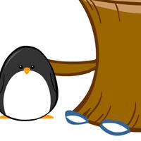 دغدغة البطريق الظريف