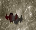 السفينة المقاتلة علي القمر