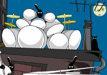 فرقة القطط الموسيقية