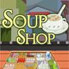 محل بيع الحساء