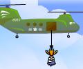 المروحية المنقذة