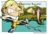 صياد السلمون