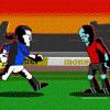 كرة قدم ضد الزومبي