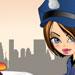 شرطية كيوت