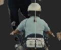 دراجة الشرطة البخارية