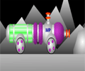 السفينة علي القمر
