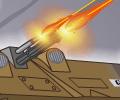 الدبابة الجبارة