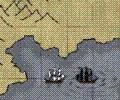 خريطة كنز القراصنة